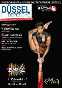 Düssel Depesche 04-2019