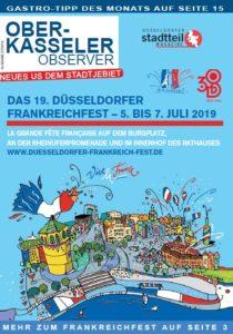 Oberkasseler Observer 07-2019