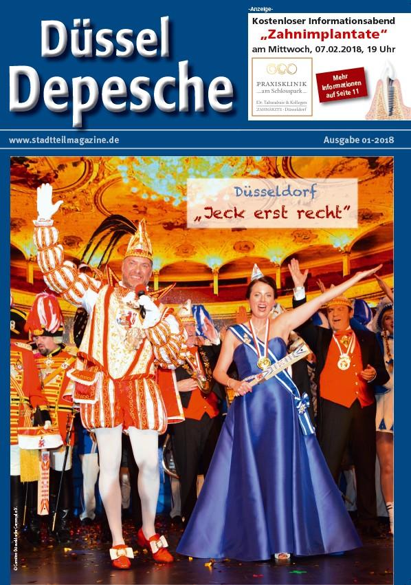Düssel Depesche 01-18