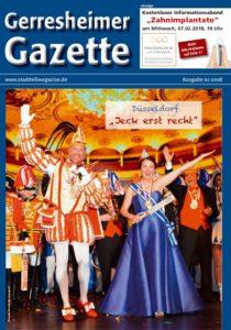 Gerresheimer Gazette 01-18