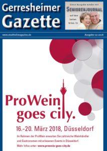 Gerresheimer Gazette 02-18