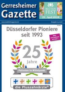 Gerresheimer Gazette 03-18