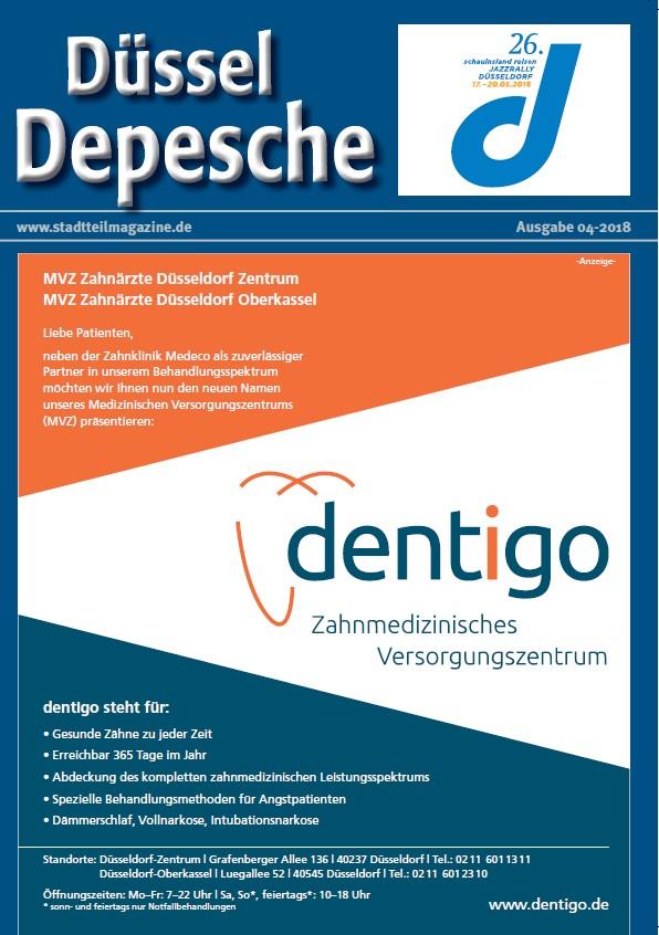 Düssel Depesche 04-18