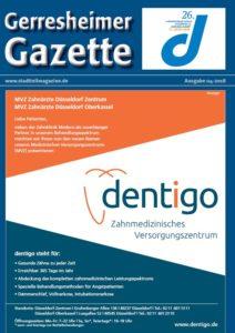 Gerresheimer Gazette 04-18