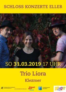 """""""einfach zuhause?!"""" – Trio Liora zu Gast auf Schloss Eller"""