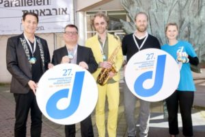 """Swinging city"" – Die 27. schauinsland-reisen Jazz Rally"