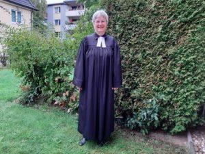 Abschied von Gerresheim – Pfarrerin Oßwald im Ruhestand