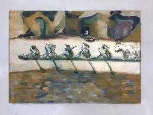 """Vor uns die Sintflut"""" – Neue Ausstellung im Paul-Gerhardt-Haus"""