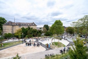 Sportpark ausgezeichnet – Rath: Deutscher-Spielraum-Preis für Projekt
