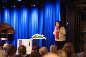 Bewegendes Gespräch – Holocaust-Überlebende besuchte Lore-Lorentz-Schule