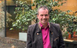 """""""Die Freude stärken"""" – Evangelische Kirchengemeinde Gerresheim: neuer Pfarrer"""