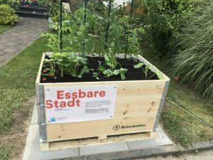 """""""Essbare Stadt"""": Grüne Oasen und regionale Ernährung"""