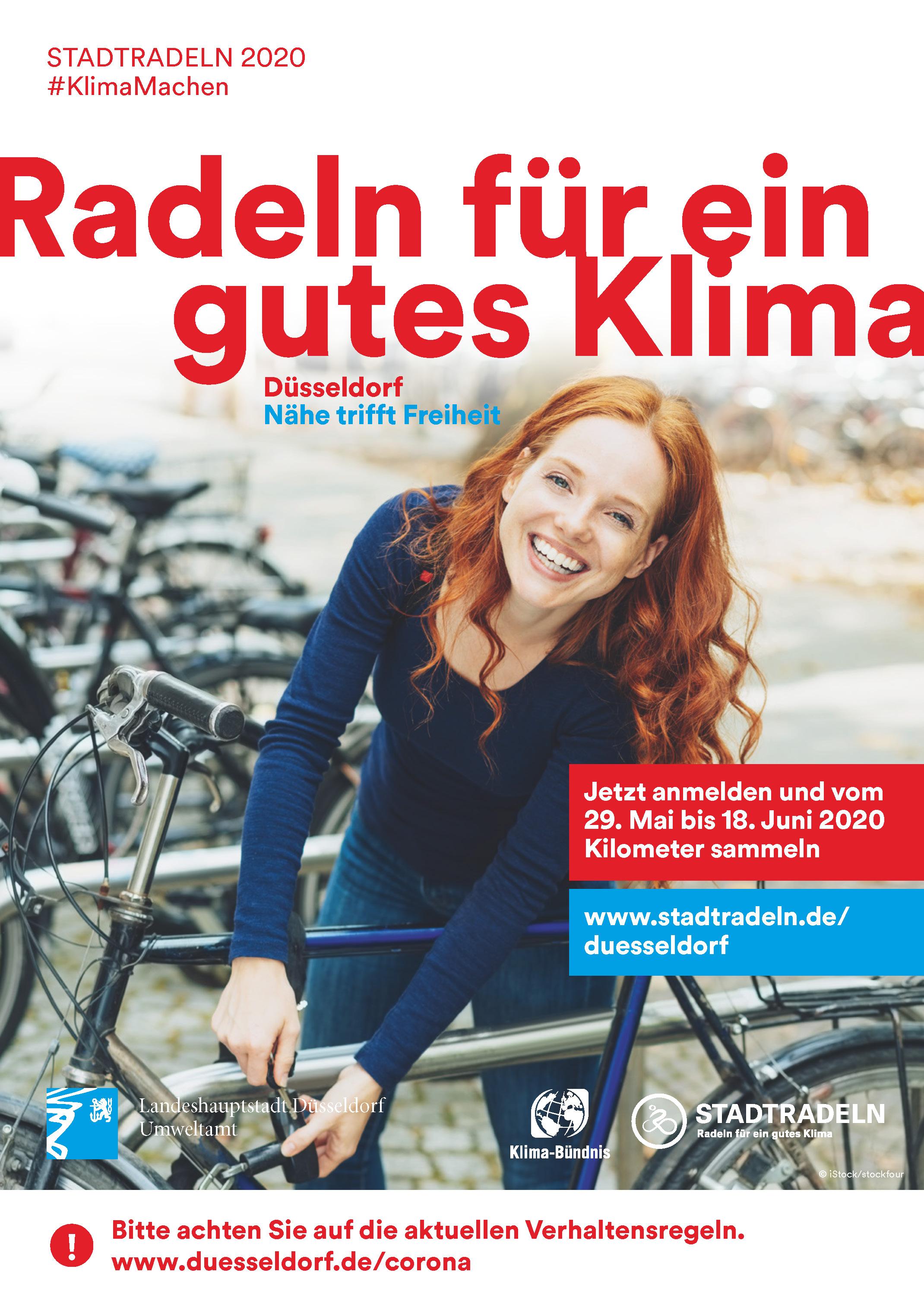 """""""Radeln für ein gutes Klima"""""""
