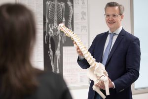 Wechsel in Kaiserswerth – Prof. Dr. med. Sönke Frey leitet Klinik für Orthopädie, Unfallchirurgie und Handchirurgie