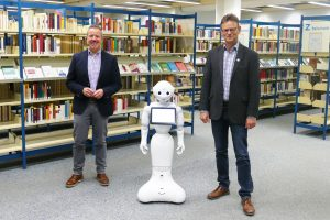 Schrittweise Wiedereröffnung der Stadtbüchereien