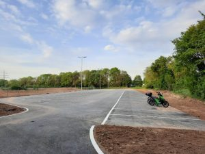 Das Angebot ausgeweitet – Ein neuer Park-&-Ride-Platz für Pendler