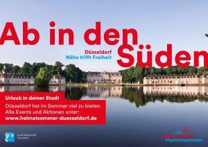Düsseldorfer Heimatsommer – Stadtweites Programm für den Urlaub daheim