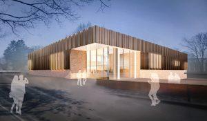 Cecilien-Gymnasium und Carl-Benz-Realschule erhalten neue Dreifachsporthalle