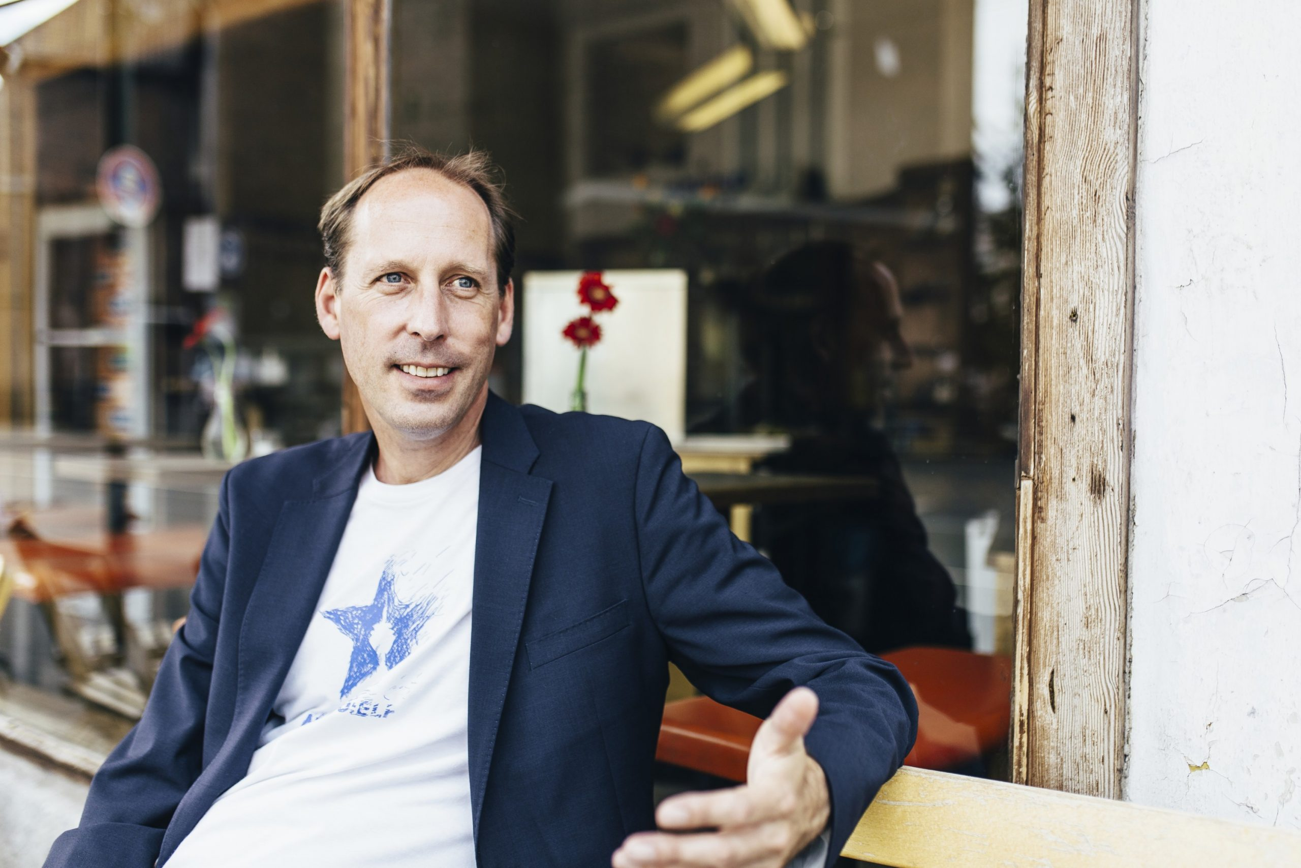 Vier Fragen an…Stefan Engstfeld (Bündnis 90/Die Grünen)