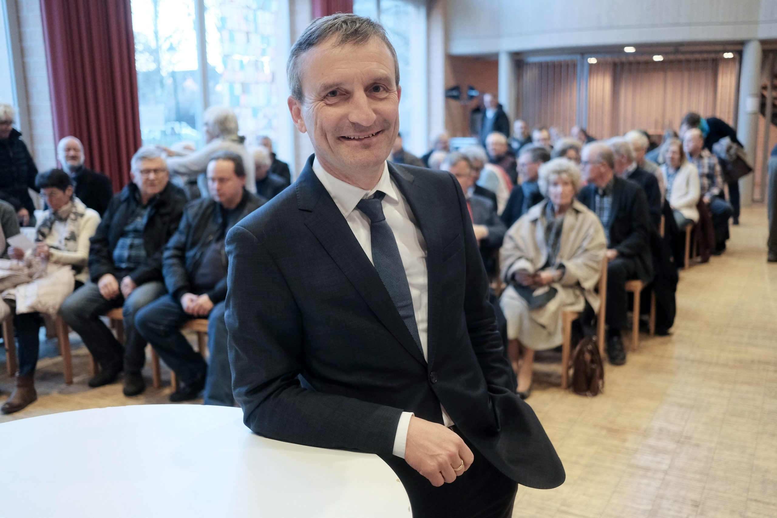 Vier Fragen an…Thomas Geisel (SPD)