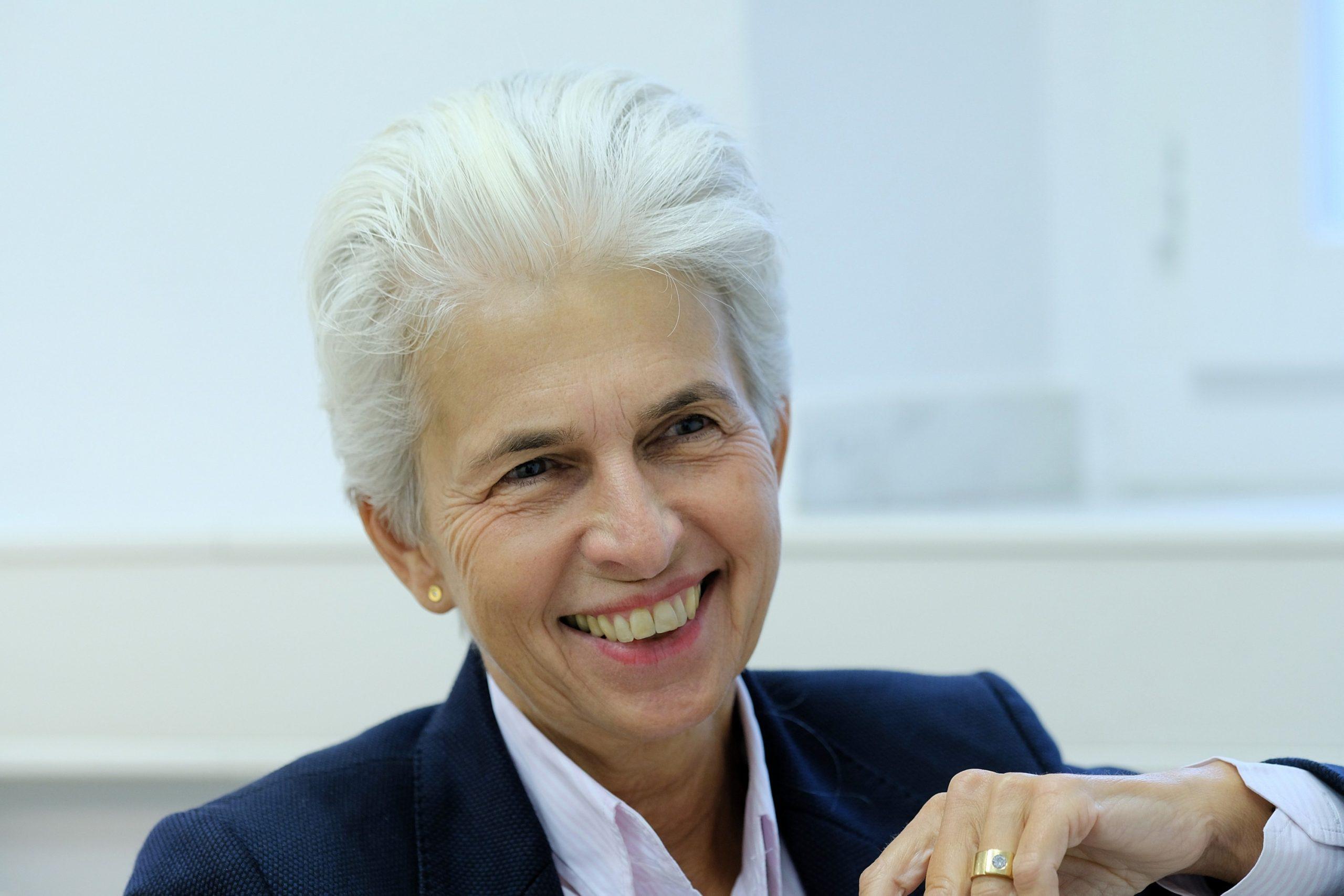 OB-Kandidatin Marie-Agnes Strack-Zimmermann