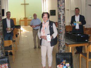 """Ein erfolgreiches Angebot – """"Heerdt hilft"""": Lebensmittel für Senioren"""