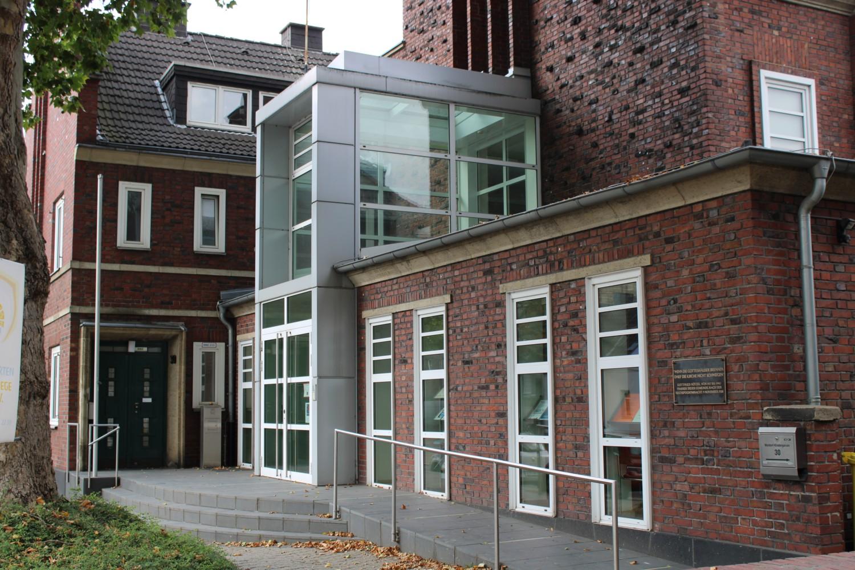 Das Paul-Gerhardt-Haus in Heerdt
