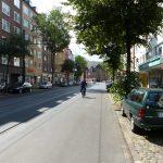 Fahrradfreundlicher Ausbau