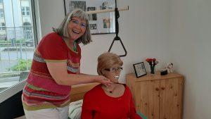 Online-Schulung für pflegende Angehörige (Anzeige)