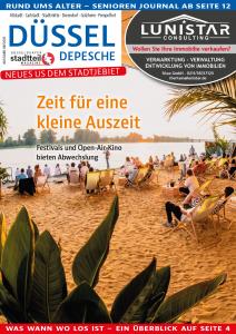 Düssel Depesche 08-2021